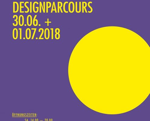 Designparcours Sommer 2018