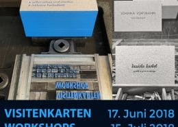 Angebot: Visitenkarten-Workshop